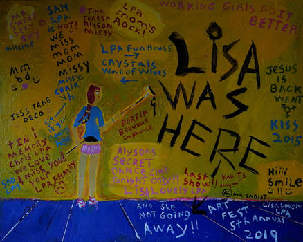 Lisa Was Here