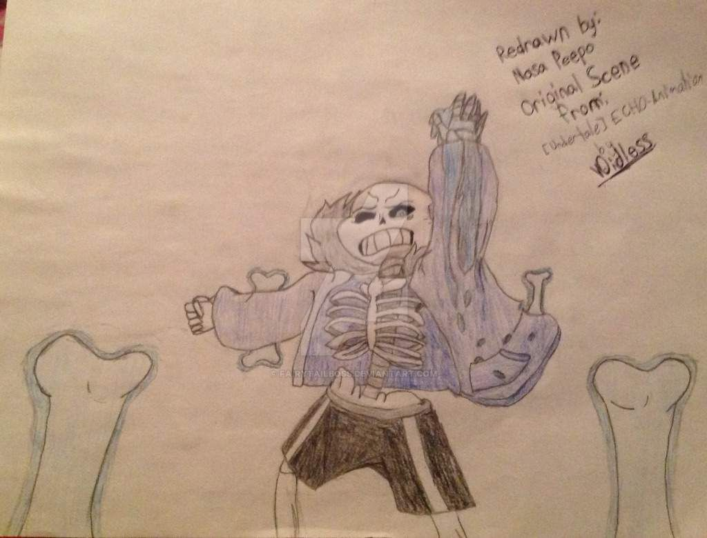 ECHO Sans by FairyTailBoss