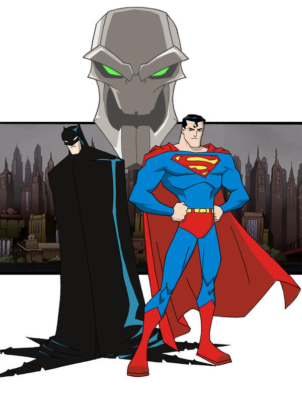 Batman and Superman by VintonHeuck