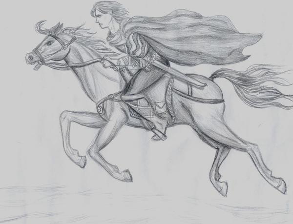 Rand Al Thor IV by Gala-maia