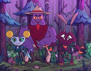 Villains team
