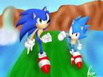 .:2 Hedgehogs, Same Guy:.