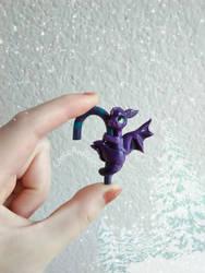 PurpleCandyCaneDragon