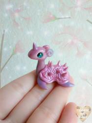 Light Purple Lapras Pokemon by CookieAndDinos