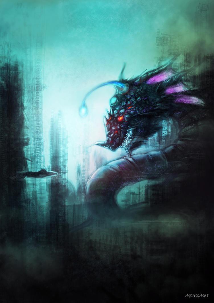 Dragon by zoinddog