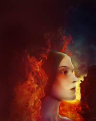 My Little Phoenix by tanja92