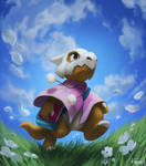 Spring Breeze commission/Patreon reward by Haychel