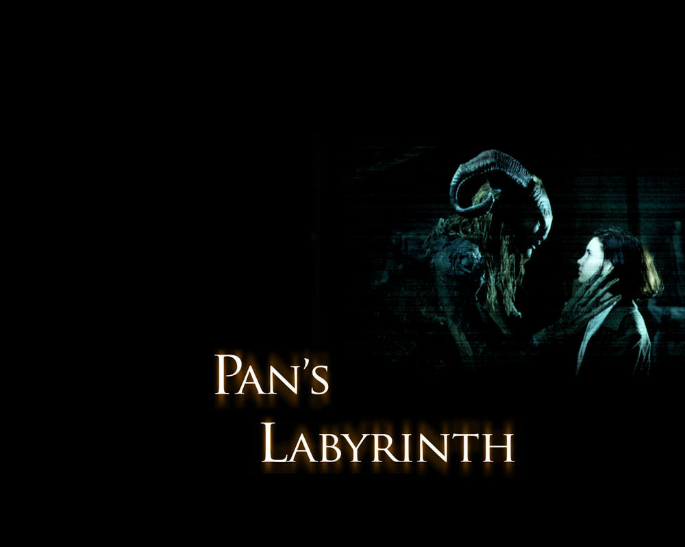 pan 39 s labyrinth wallpaper by malevolent87 on deviantart