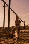Rey - Star Wars: The Force Awakens cosplay