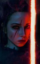 Dark Rey Cosplay