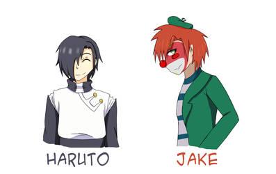 Sketches 4: Haruto / Jake