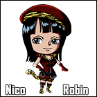 NicoRobin by Airw00lf