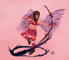 Mode Cupidon by Kailyce