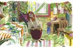 Arrietty's room