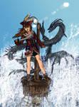 Leviathan's Rider