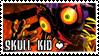 Stamp: Skull Kid by DeathByChopsticks