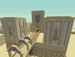 Al'darauby - The Military Central by Epic-nesFactor