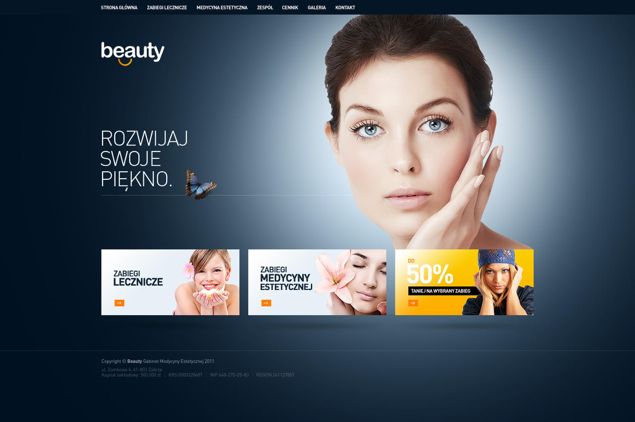 beauty aesthetic surgery by maciekmucha