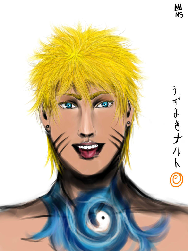 Naruto by BrisaDescarada