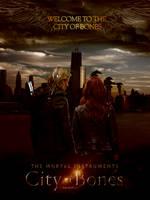 The Mortal Instruments - City of Bones by lisalovesarts
