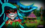 Legend Of Everfree: Gaia Everfree Wallpaper