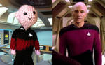 Li'l Trekkies - Captain Picard