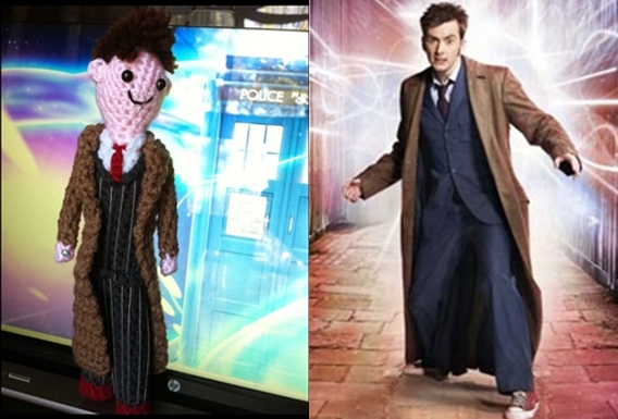 Doctor Who David Tennant by smapte