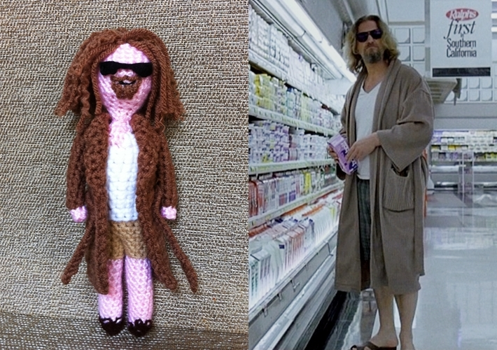 Li'l Lebowski - The Dude by smapte