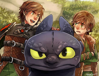 Hiccup vs Hiccup