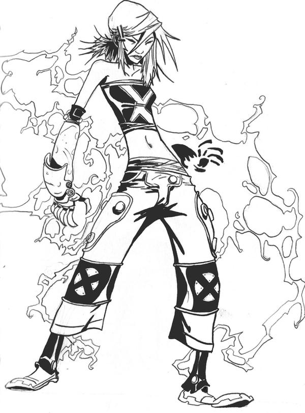 New X-Men: Surge by nii-kun