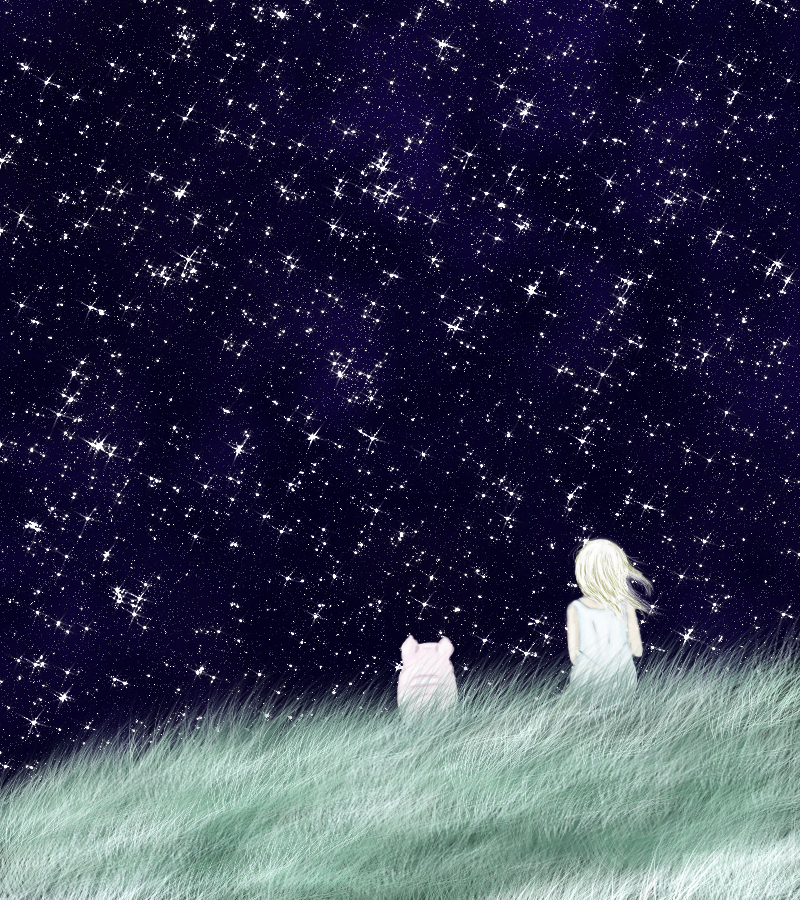 The Night Sky Is Full Of Stars By Yaydei On Deviantart