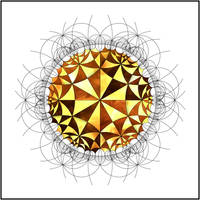 Hyperbolic Tessellation 1