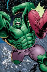 Hulk Smash by DNA-1