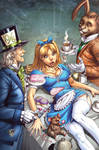Mad Hatter Cover