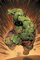 MA: HULK No. 14 Cover by DNA-1