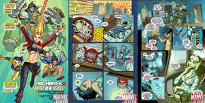BIG HERO 6--Interiors A