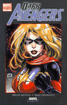 Ms. Marvel Sketch Cover