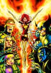 X-MEN Animated Vol.2 Box Art