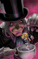 Mad Hatter Cover 2