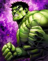Hulk by DNA-1