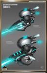 Robot Turrets