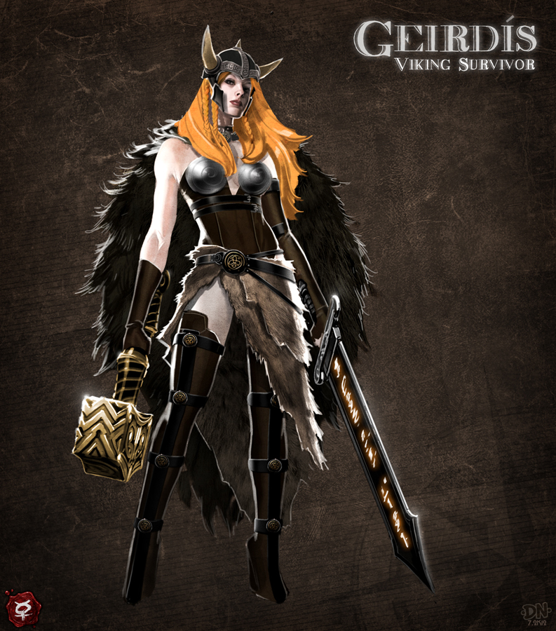 Geirdis by DNA-1