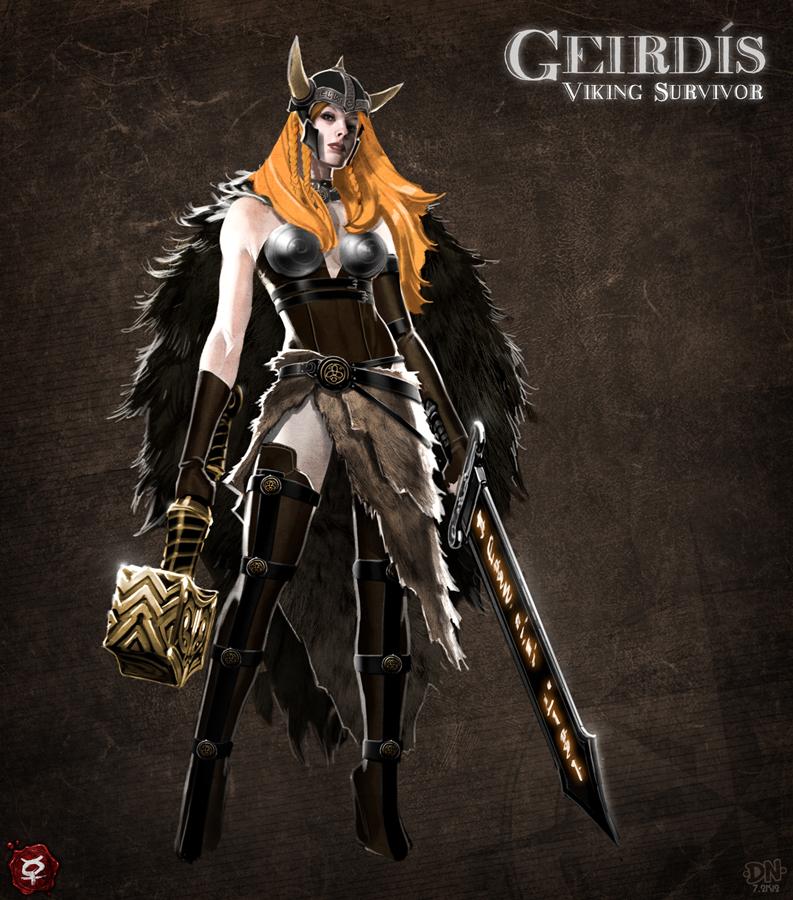 Geirdis by DNA-1