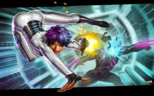 Transhuman--Trickshot by DNA-1