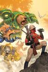 Deadpool Bi-Annual #1 Cover