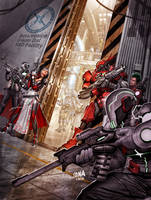 INFINITY--Nomads Battle Box by DNA-1