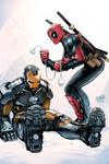 Deadpool #36 Cover