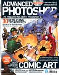 Advanced Photoshop Magazine #126 Cover