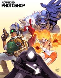 APM Tutorial--Comic Book Art