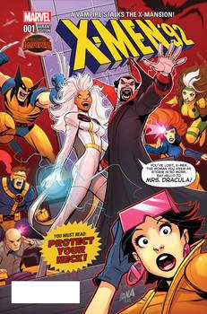X-Men '92 #1 Variant Cover